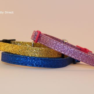 Glitter Kitten and Cat Safety Collars